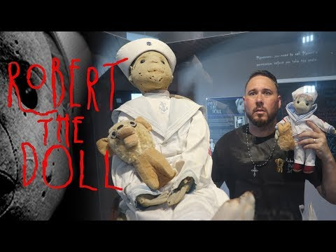 Returning Robert The Haunted Doll's Spirit | OmarGoshTV