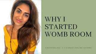 Why I started WOMB ROOM