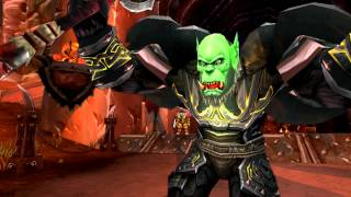 Why did you join the Horde? (WoW Machinima by Mooclucking)