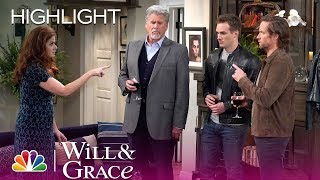 Will & Grace - The Prettiest Girl in the World (Episode Highlight)
