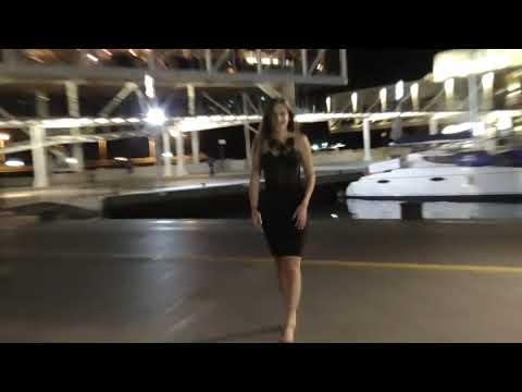 A night tour at Limassol Marina - Visit us on www.cyprusqualityhome.com