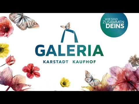 GALERIA Karstadt Kaufhof Markeinführung