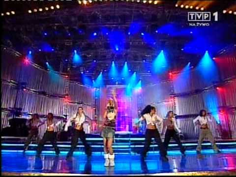 Kate Ryan - Libertine (Live @ Sopot 2004)