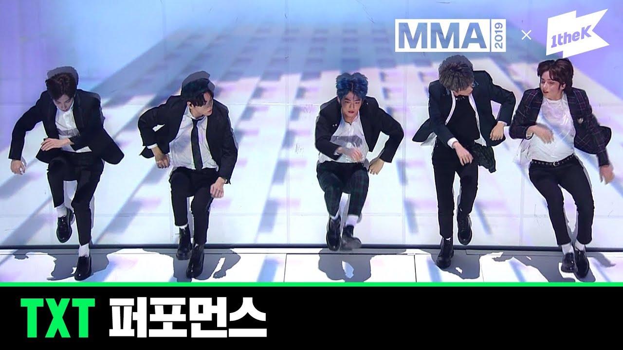 [MMA 2019] 투모로우바이투게더(TXT) | Full Live Performance