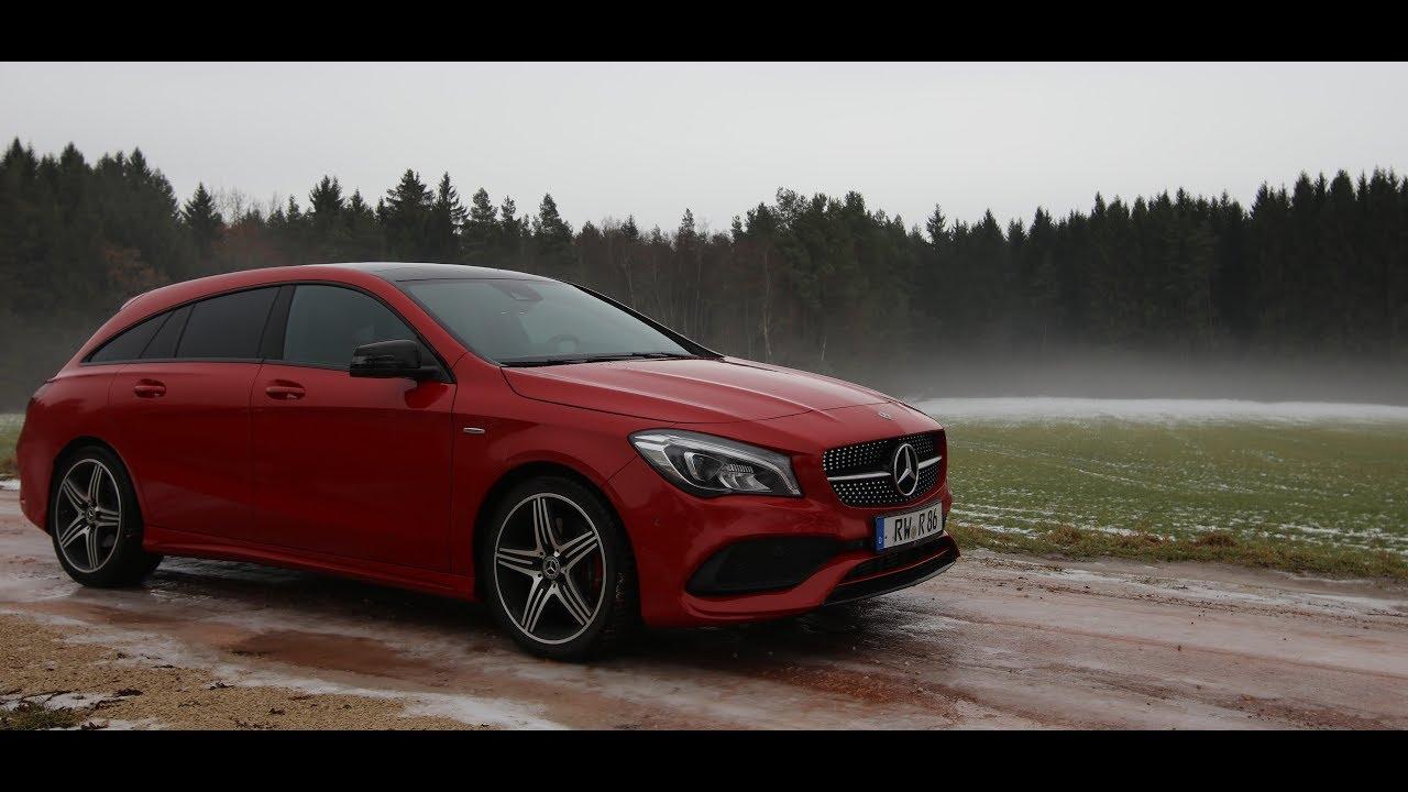 2017 Mercedes Benz Cla 250 Sport Shooting Brake Review