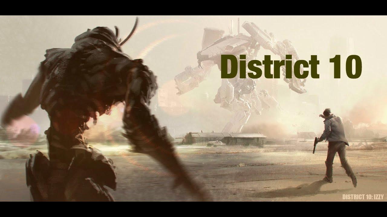 district 10