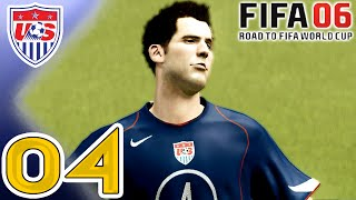 FIFA 06: Road To FIFA World Cup - vs USA (N) - Part 04