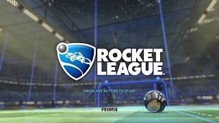 Rocket League Easy Level Up Glitch Unlimited XP Unlock Everything HD PS4 Gameplay