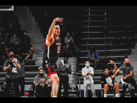 Texas Tech Men's Basketball at Kansas State: Highlights | 2021