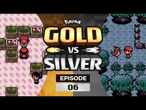 Pokemon Gold and Silver Versus - EP06 | HM01 Nightmare!