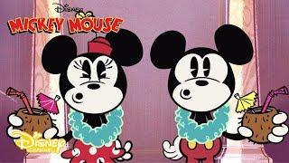 Embarcados | Mickey Mouse