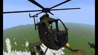 Minecraft mods-MC Helicopter 1.6.4