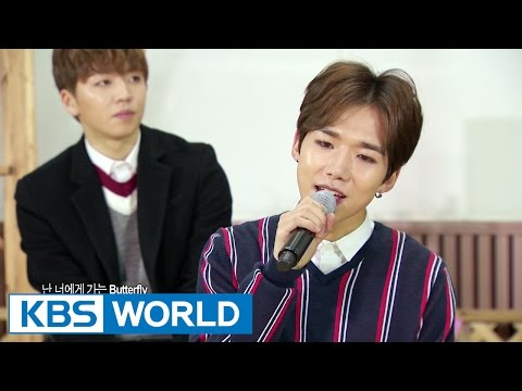 Global Request Show : A Song For You 3 - 니가 예쁘다 | U Beauty by 100%