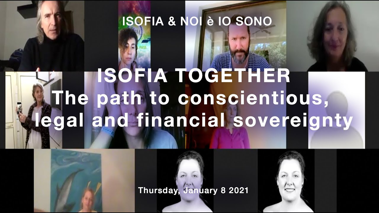 The path to conscientious, legal and financial sovereignty