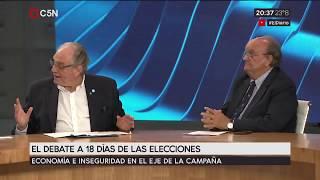 04-10-2017 - Carlos Heller en C5N - El Diario, con Victor Hugo Morales