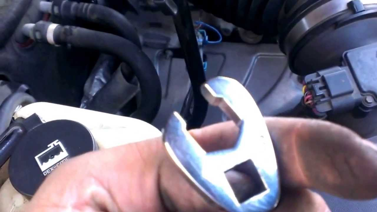 Chevrolet Colorado Gmc Canyon H3 Ect Coolant Sensor Youtube In A Wiring