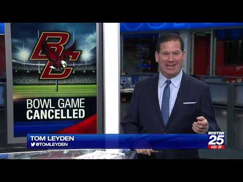 BC's bowl game against Boise State cancelled