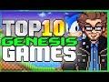 Top 10 BEST Sega Genesis Games - Austin Eruption