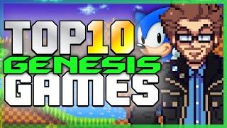 Top 10 BEST Sega Genesis Games - Eruption