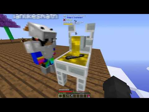 Modern Skyblock 3 Episode 8 - Tinkers Tools (Modded Minecraft)