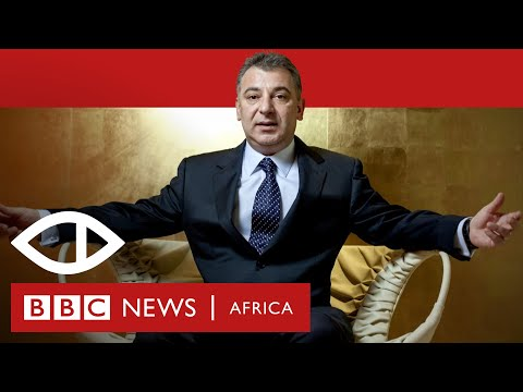 The $10 Billion Energy Scandal - Full documentary - BBC Afri