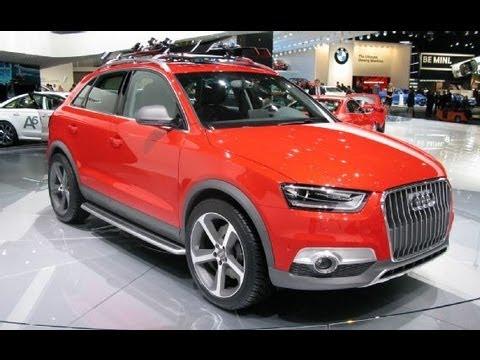 2012 Audi Q3 Vail Concept : Detroit Auto Show