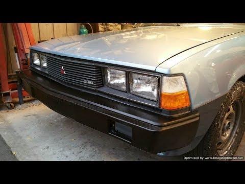 Mitsubishi Sigma 21 - Washed Its Face