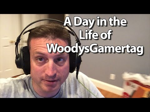 Day in the Life of WoodysGamertag - GFUEL 50% Off - @gammalabs