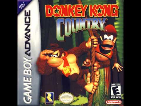 Full Donkey Kong Country (GBA) OST