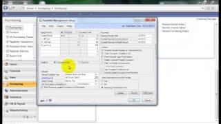 Microsoft Dynamics GP -  Navigation Paths and Homepage Customization