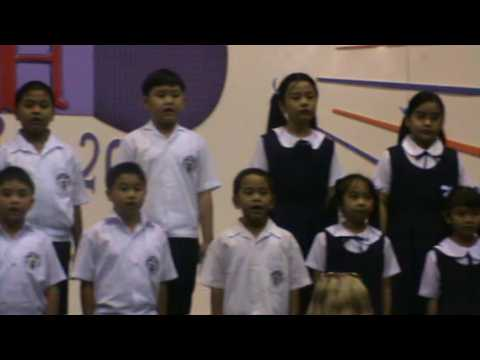 The Owl and the Pussy Cat PISQ Grade 2 pupils 1st Runner Up Speech Choir Competition 23 June 2009