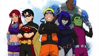 Video Naruto Shippuden Rise of the Teen Titans (Crossover) download MP3, 3GP, MP4, WEBM, AVI, FLV September 2019