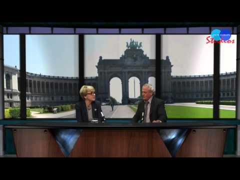 Danuta Hubner, interview at New Europe Studios, 4 April 2014