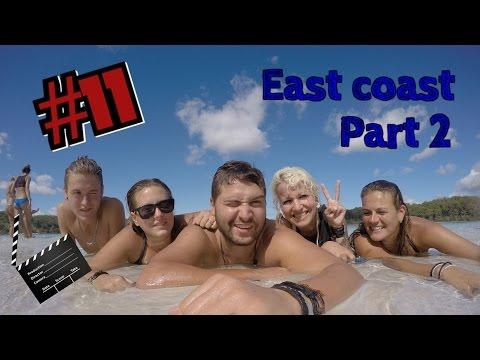 """#11 A Long Trip N""""11 Est coast part 2"""