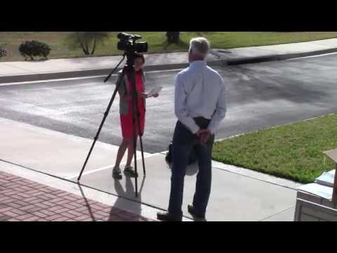 Dr. Bob Knight, Florida Springs Institute, interviewed by ABC News 2017-01-17