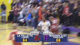 Game of the Week: Madison LaFollette at Madison East boys basketball
