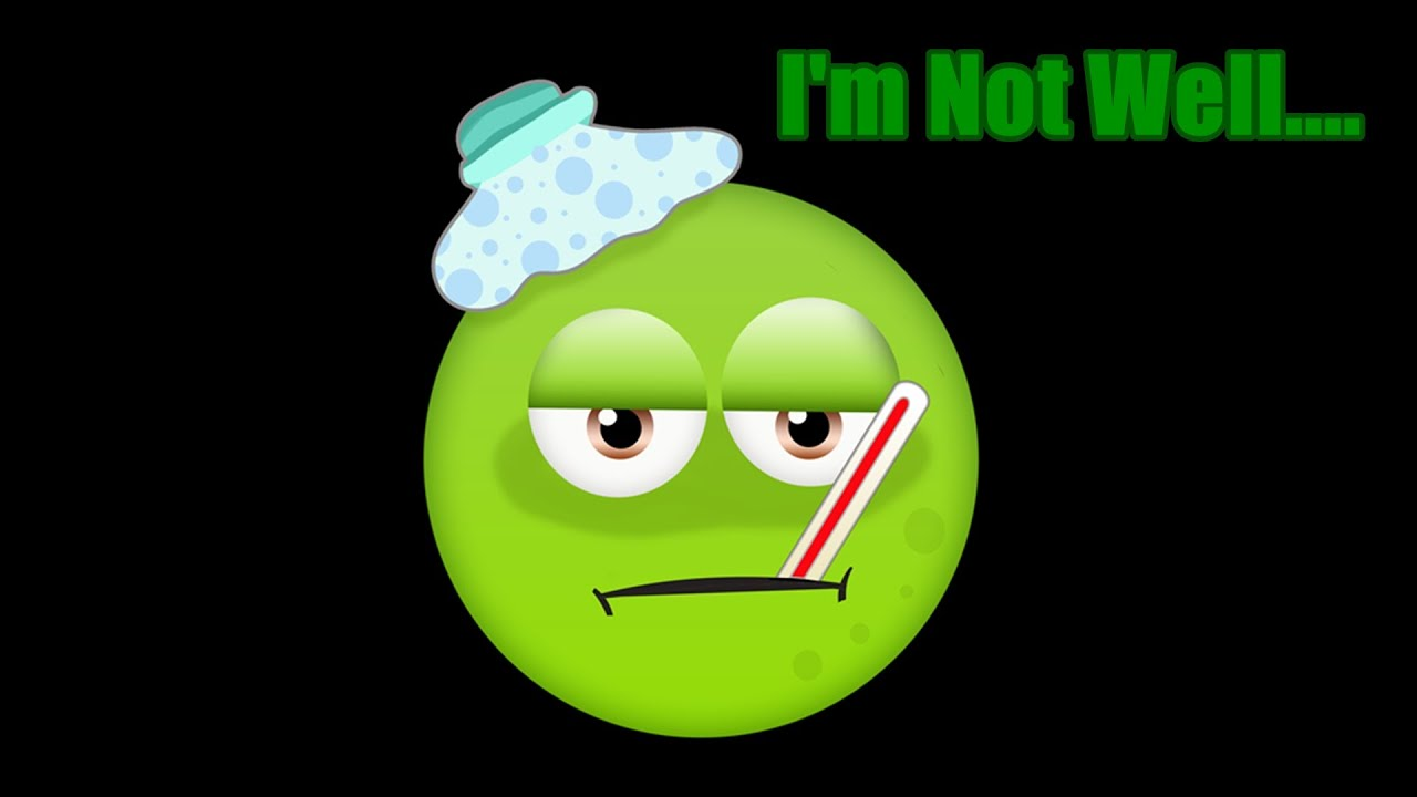 I m not well