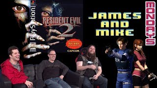 Resident Evil 2 (1998) James and Mike Monday