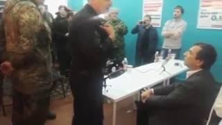 Атака казаков на штаб Навального в Краснодаре 20.04.2017