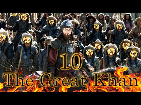 how to make the great khans like you