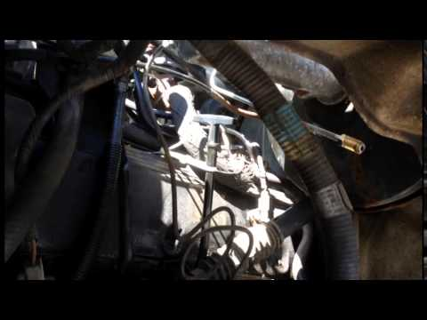 1998 Ford F150 Rear ABS Valve Replacement