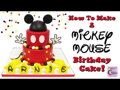 Mickey mouse birthday cake how to make a mickey mouse birthday cake mickey mouse birthday cake how to make a mickey mouse birthday cake maxwellsz