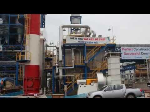 Auxiliary boiler of thermal power plant Part 5 - YouTube