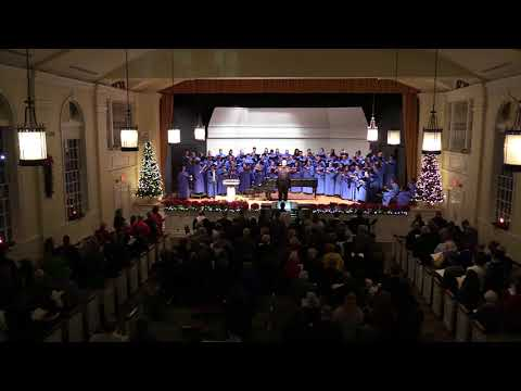 Hark! the Herald Angels Sing - Lycoming College 2017 Christmas Candlelight Service
