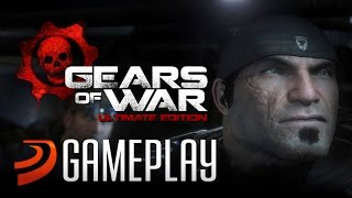 GEARS OF WAR: ULTIMATE EDITION - Gameplay Comentado de 20 minutos