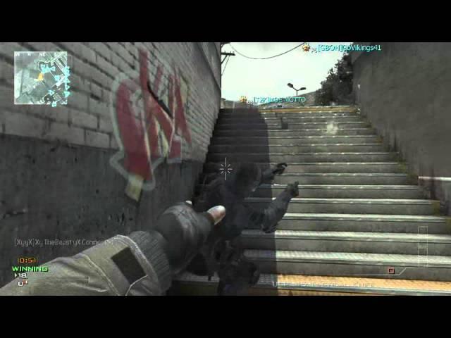 bbones45 - MW3 Game Clip