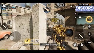 CALL OF DUTY MOBILE GAMEPLAY 6 SNIPER