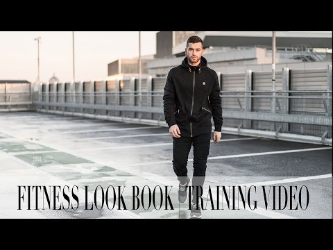 COME TRAIN WITH ME | FITNESS LOOK BOOK | Ali Gordon
