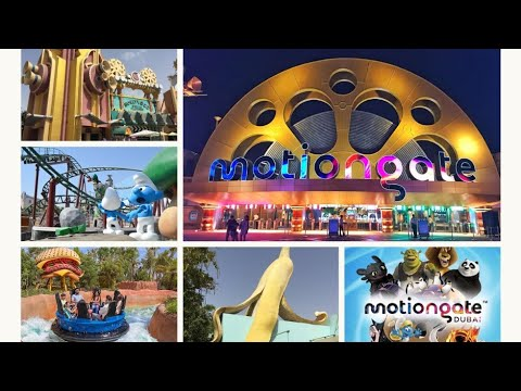 Motiongate (Part 1) – Dubai Tour | Park Guide in Tamil | Dubai Parks and Resorts | Home Station 360