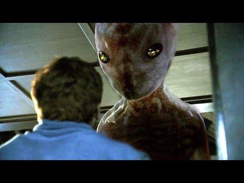 外星怪物寄生男子体内,却没想到他有超能力,最后被反杀!速看科幻电影《捕梦网》